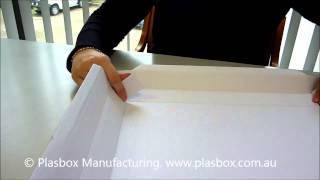 Hamper Box Lid 360x360x210