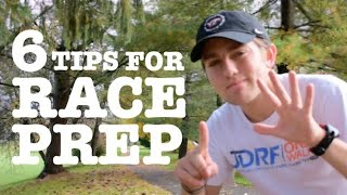 6 Tips for Preparing for Race Day | What to Do the Day Before a Race!