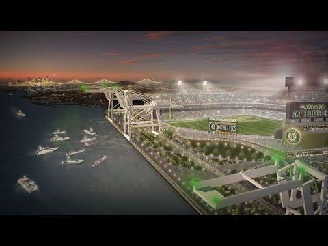 Oakland Athletics Stadium At Howard Terminal Bad Idea - Zennie62