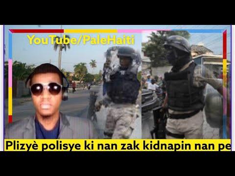 29 AVR/ANPIL POLISYE YO PRAN NAN KIDNAPIN