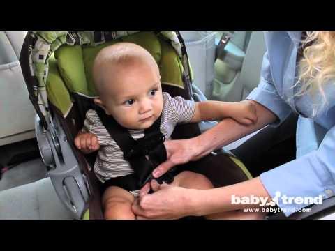 Baby Trend: Flex Loc Infant Car Seat - Part 2