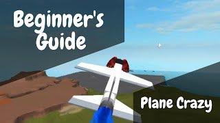 How to Create a Plane: Plane Crazy