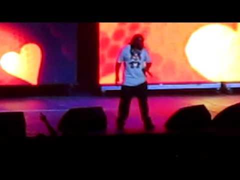 T-Pain Best Love Song Monster Jam 2011