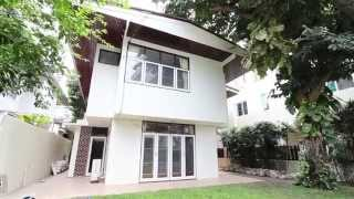 3 Bedroom House For Rent In Sukhumvit Area Pc005127