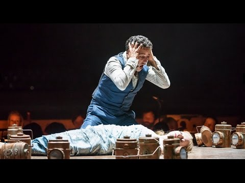 Orphée et Eurydice - 'J'ai perdu mon Eurydice' (Juan Diego Flórez, The Royal Opera)