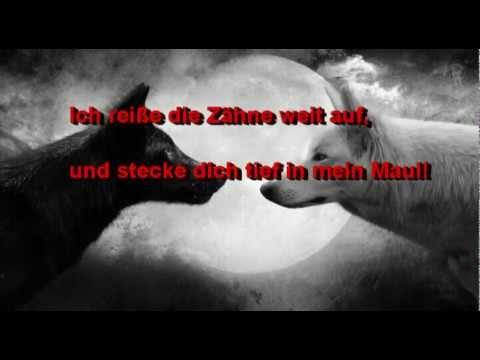 Das Tier in mir (Megaherz - Das Tier lyrics)