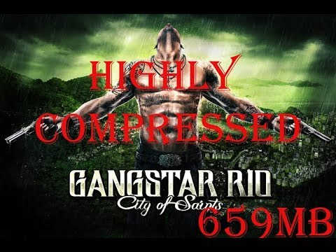 Gangstar Rio City of Saints apk+data | compressed | Free Download by GAMING WORLD