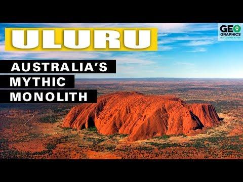 Uluru: Australia's Mythic Monolith