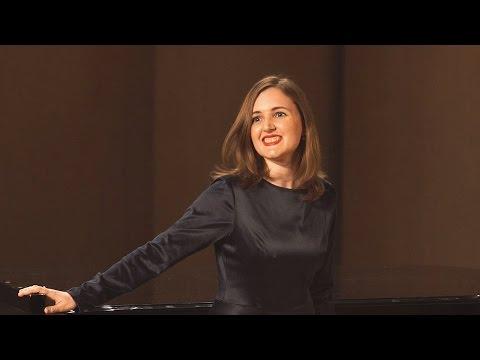 ГЕНДЕЛЬ Ария Гиневры (Ариодант) - Яна Фёдорова / Handel