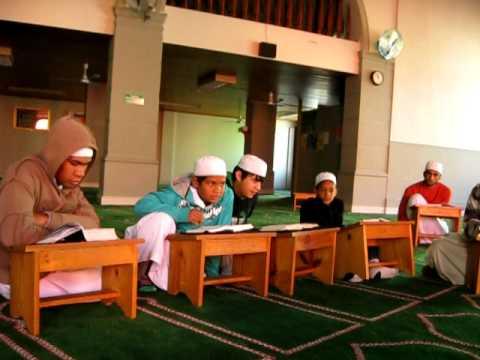 Bo-Kaap, Cape Town, تعليم القرآن الكريم في كيب تاون