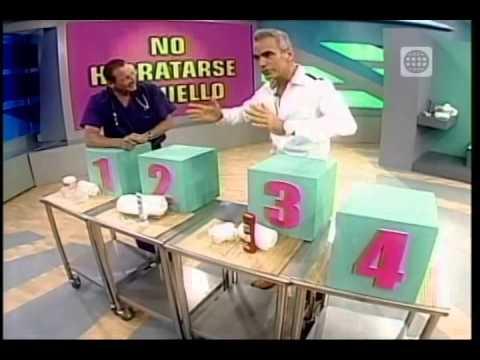 Dr. TV Perú (09-04-2014) - B3 - Asistente del día: Errores de Belleza que Envejecen