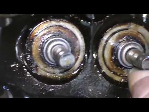 видео: Страшилка про сальники клапанов (маслосъёмные  колпачки)