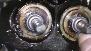 Страшилка про сальники клапанов (маслосъёмные  колпачки)(, 2015-10-17T04:43:07.000Z)