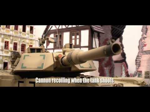 VSP VsTank Pro M1A2 Abrams