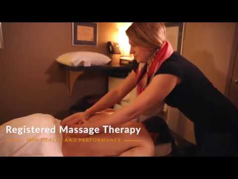 Registered Massage Therapy - RMT