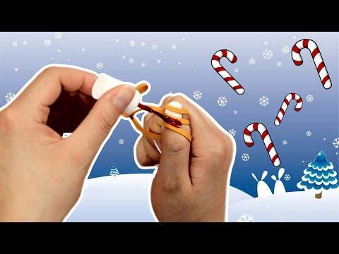 Lust auf Weihnachtsnägel? Dann schau dir unsere Ideen für Nageldesign zu Weihnachten an!