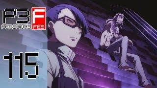 Persona 3 FES - Episode 115 :: Road Block