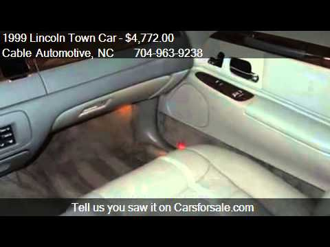 1999-lincoln-town-car---for-sale-in-kannapolis,-nc-28083
