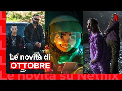 Le novità di ottobre su Netflix | ITALIA