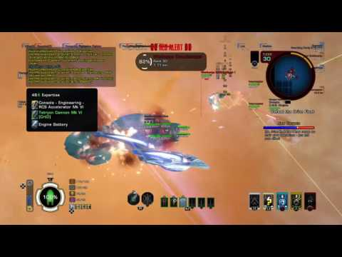 Star Trek Online Solanae Dyson Sphere Part 5