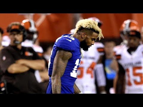 Giants would be ruined without Odell Beckham Jr.