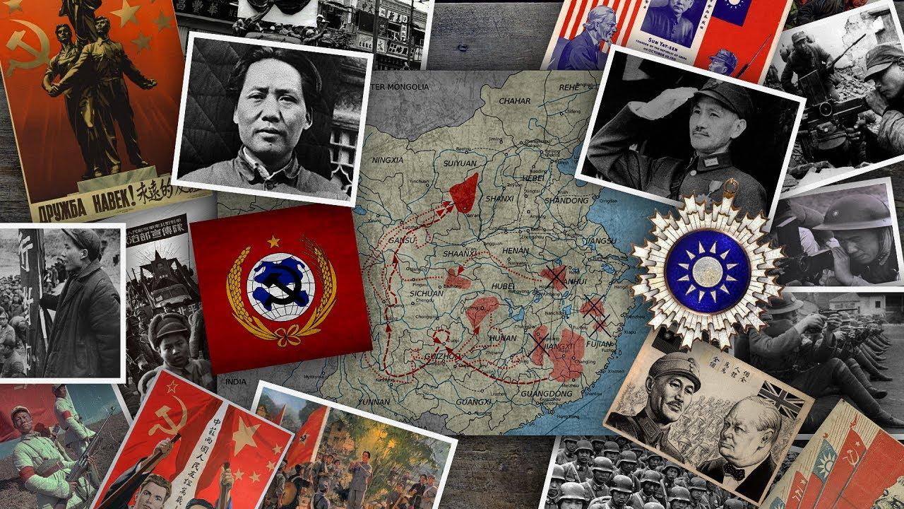 Tóm Tắt Nhanh Quốc-Cộng Nội Chiến