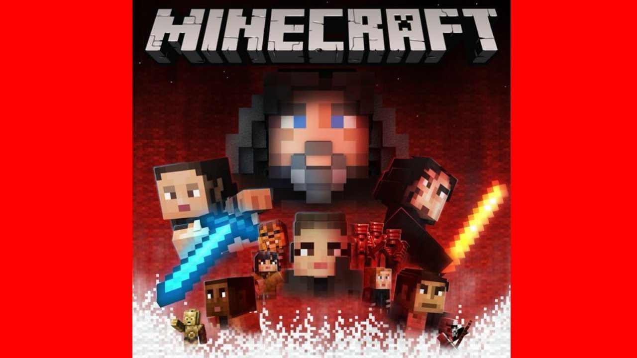 Minecraft Star Wars Sequel Skin Pack Preview The Force Awakens And The Last Jedi Skins Youtube