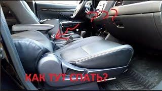Мицубиси Аутлендер 3 - ОБЗОР ТРАНСФОРМАЦИИ САЛОНА