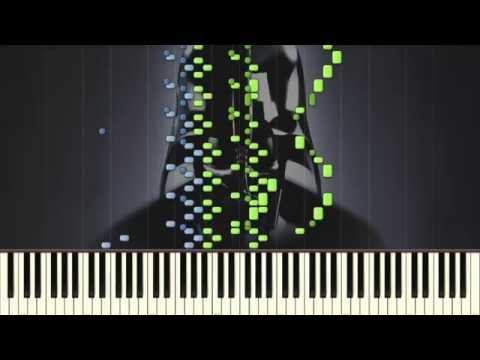 Star Wars - Duel of Fates - Piano tutorial (Synthesia)