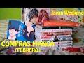 COMPRAS MANGA FEBRERO & Japan Weekend    Ivrea, Milkyway, Planeta...