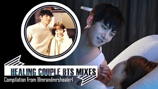 Video [RARE BTS CLIPS] Healer ChangMin Couple Love Scenes Mix FMV | Ji Chang Wook & Park Min Young download MP3, 3GP, MP4, WEBM, AVI, FLV April 2018