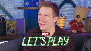 Daniel Sloss plays Marvel's Spider-Man PS4  | Marvel Let's Play