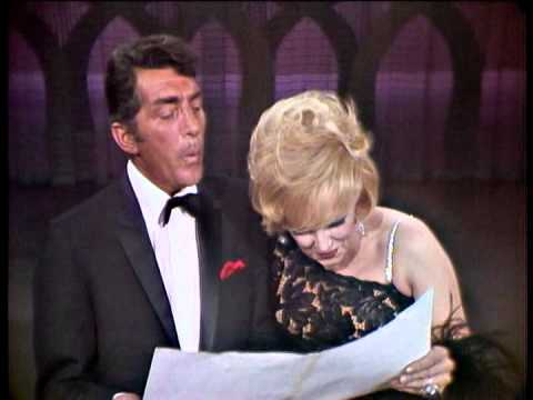 Dean Martin & Edie Adams - By the Light of the Silvery Moon