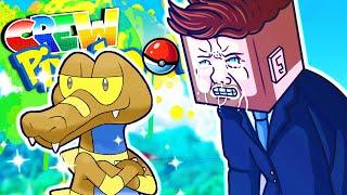 TERRIBLE SHINY! - Crew Pixelmon Season 4 Episode 36 (Minecraft Pokemon Mod)