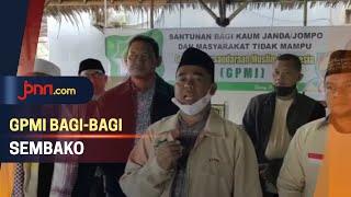 GPMI Bagi-bagi Paket Sembako di Banten - JPNN.com