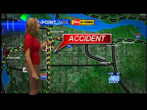 Carly Kennelly's 4:55 p m  6/4 traffic report