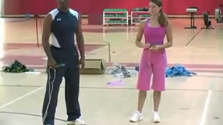 Buddy Lee - How to start Jump Rope