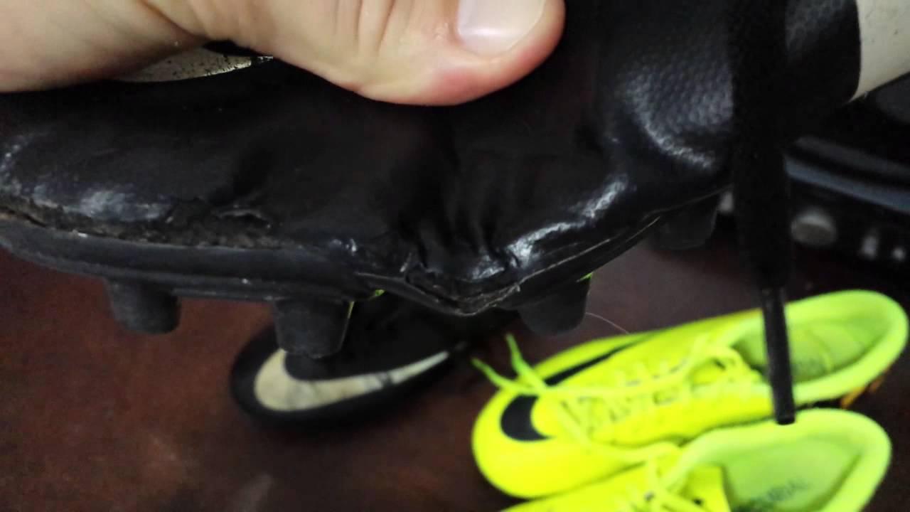 Chuteira Nike Mercurial Vortex FG (Com problemas) - YouTube 6a85c7074baf4