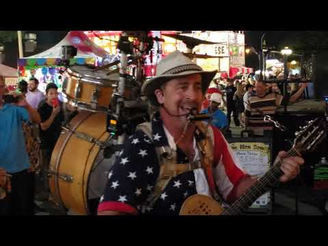 Mark Dobson-The One Man Band-Dixie Classic Fair 2018