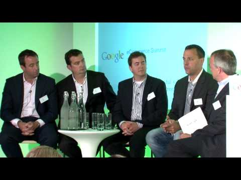 Google eCommerce Summit: Session 1: Running a Successful Business