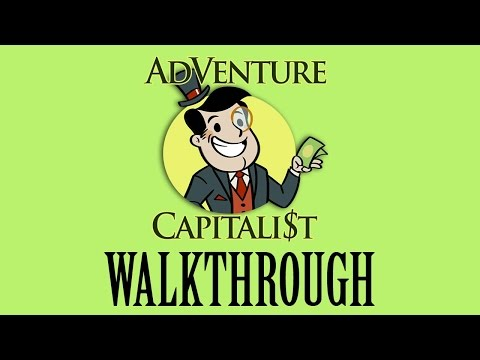 Lets Play AdVenture Capitalist 1 - How To Make Make Money