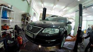 Ремонт АКПП  Volkswagen Passat b6(, 2016-06-07T17:51:33.000Z)