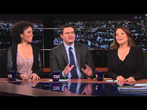 Real Time with Bill Maher: Brian Williams ConflateGate - February 6, 2015 (HBO)