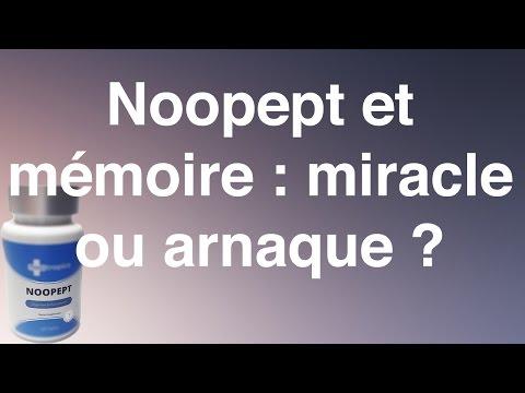 Noopept et mémoire:Miracle ou Arnaque?
