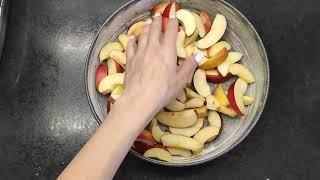 Яблочный пирог. Рецепты . Шарлотка.