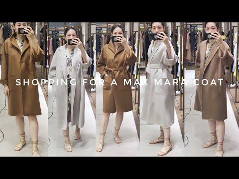 HONG KONG VLOG 185 | SHOPPING FOR A MAX MARA COAT