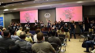 APLT Dev Summit 2018 Flash Mob Dance