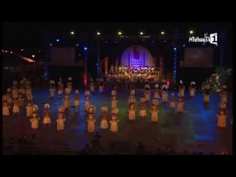 Heiva i Tahiti 2013 : Groupe Teata Nui [Haute Qualité]