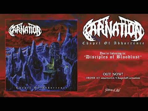 Carnation - Disciples of Bloodlust