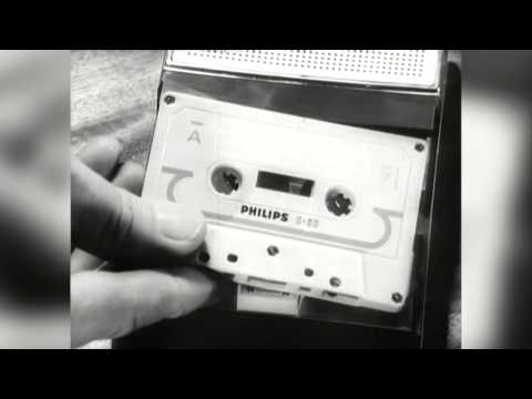 50 jaar Philips Compact Cassette - Lou Ottens